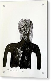 The Last Man  Acrylic Print