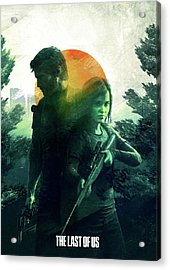 The Last Of Us  Acrylic Print
