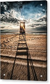 The Last Stand Acrylic Print