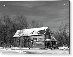 The Layton Country Store Acrylic Print