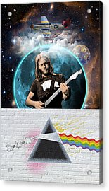 The Leader Of The Band Acrylic Print