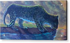 The Leopard Acrylic Print