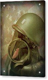 The Lieutenant Acrylic Print