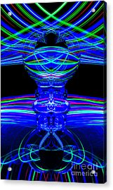 The Light Painter 62 Acrylic Print