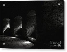 The Light Through Time Acrylic Print by Hideaki Sakurai