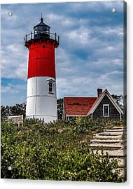 Acrylic Print featuring the photograph The Lighthouse by Kendall McKernon