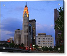 The Lincoln Leveque Tower Acrylic Print