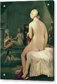 The Little Bather In The Harem Acrylic Print