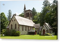 The Little Brown Church In The Vale Acrylic Print