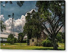 The Little Winery In Stonewall Acrylic Print