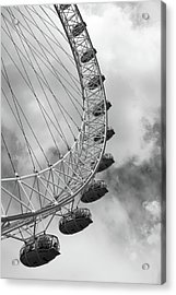 The London Eye, London, England Acrylic Print