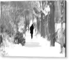 The Long December Acrylic Print