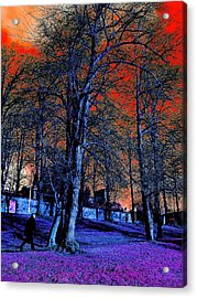 The Long Walk Home Acrylic Print