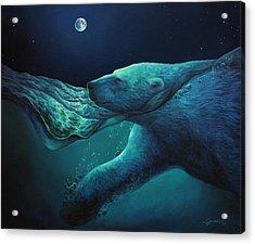 The Longest Night Acrylic Print
