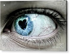 The Look Of Love Acrylic Print