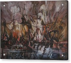 The Lost Armada IIi Acrylic Print