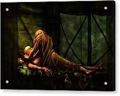 The Lovers Acrylic Print