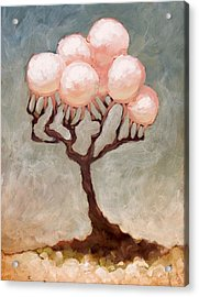 The Luster In The Sun Acrylic Print by Ethan Harris