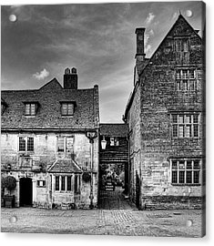 The Lygon Arms, Broadway Acrylic Print