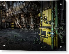 The Machinist Acrylic Print