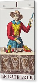 The Magician Tarot Card Acrylic Print