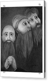 The Magis Acrylic Print