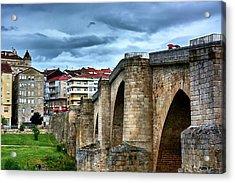 The Majestic Ponte Vella Acrylic Print