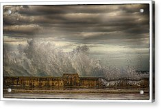 The Malecon Acrylic Print