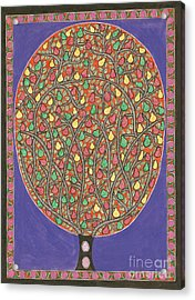 The Mango Tree Acrylic Print