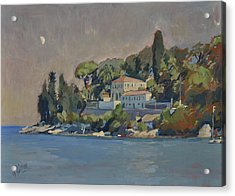 The Mansion House Paxos Acrylic Print