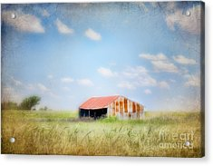 The Meeting Place Acrylic Print