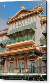 The Menger Hotel In Hdr Acrylic Print