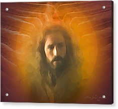 The Messiah Acrylic Print