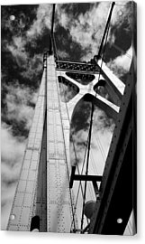 The Mid-hudson Bridge Acrylic Print