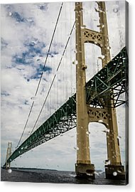 The Mighty Mac Acrylic Print