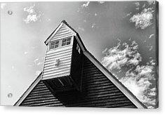 The Mill House Acrylic Print