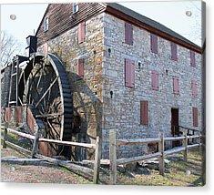 The Mill Acrylic Print