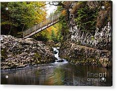 The Miners Bridge  Acrylic Print