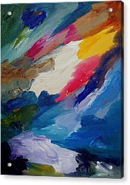 The Miracle Acrylic Print