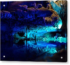 The Mirror Pool Acrylic Print