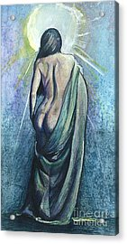 The Moment Of Enlightenment Acrylic Print