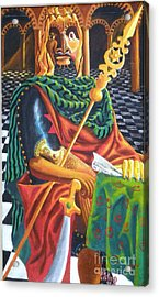 The Moorish General  Othello Acrylic Print
