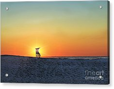 The Morning Watchtower Acrylic Print