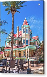 The Most Beautiful Southern Most House  Acrylic Print