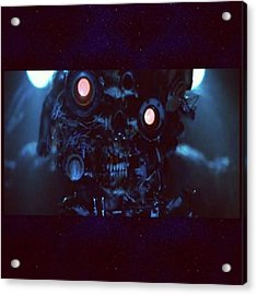 The Movie virus About A Acrylic Print