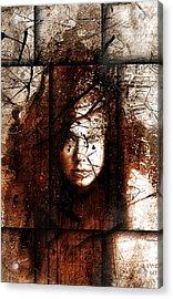 The Muse IIi Acrylic Print by Gary Bodnar