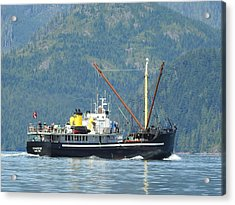 The Mv Uchuck #8 Acrylic Print
