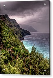 The Na Pali Coast Acrylic Print