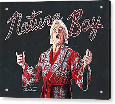 The Nature Boy, Ric Flair Acrylic Print