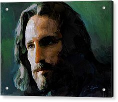 The Nazarene Acrylic Print